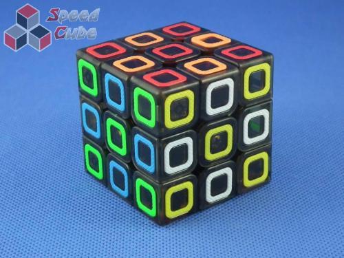 QiYi Mo Fang Ge CiYuan 3x3x3 Czarna