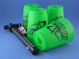 Kubki Speed Stacks Zielone (Neon Green)