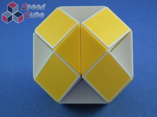 ShengShou Snake Twist Yellow & White