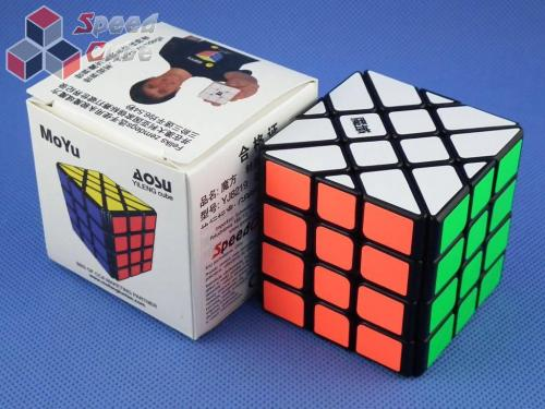 MoYu AoSu Fisher 4x4x4 Czarna