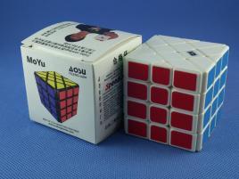 MoYu AoSu Fisher 4x4x4 Biała