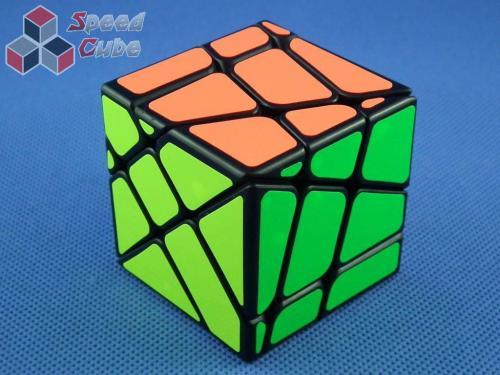 MoYu Fisher Crazy YiLeng 3x3x3 Czarna