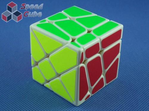 MoYu Fisher Crazy YiLeng 3x3x3 Biała