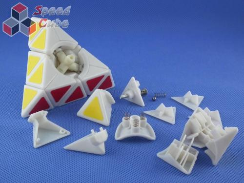 DaYan Pyraminx Biała