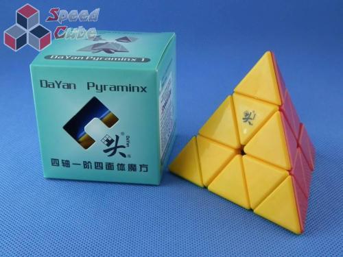 DaYan Pyraminx Kolorowa