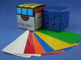 FangShi GuangYing 3x3x3 Niebieska