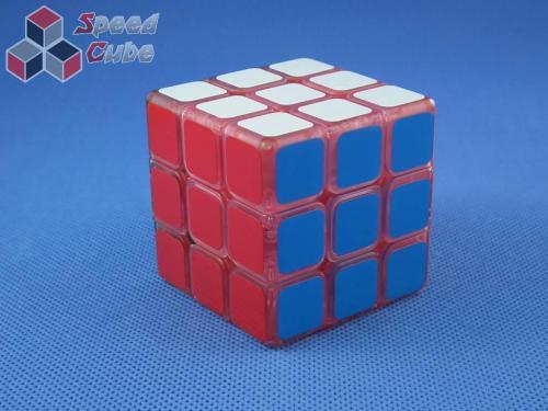 FangShi GungYing 3x3x3 Różowa Transp.