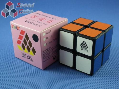 WitEden Type C WitTwo v2 2x2x2 Czarna