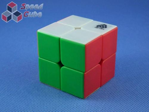 WitEden Type C WitTwo v2 2x2x2 Kolorowa