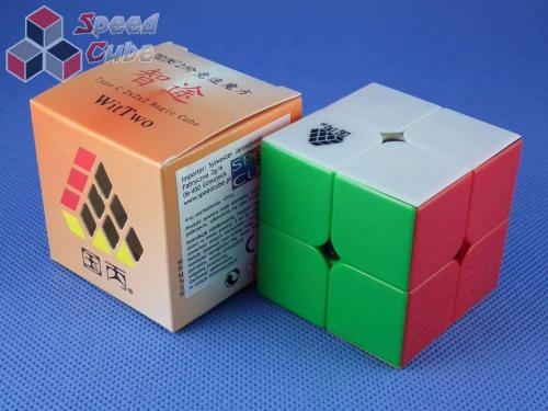 WitEden Type C WitTwo v1 2x2x2 Kolorowa