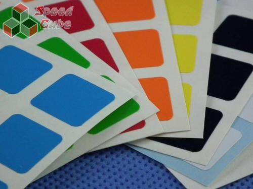 Naklejki Halczuk Stickers Half Brigt 3x3x3 57