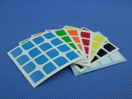 Naklejki 4x4x4 Halczuk Stickers Florian Half Bright