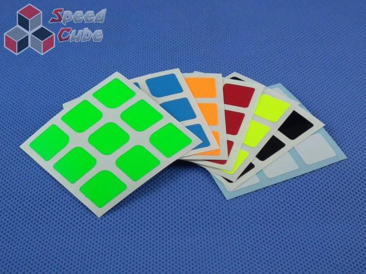 Naklejki Halczuk Stickers AoLong Fluo 3x3x3