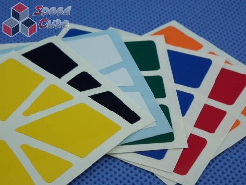 Naklejki Halczuk Stickers Square-1 SQ-1 Normal
