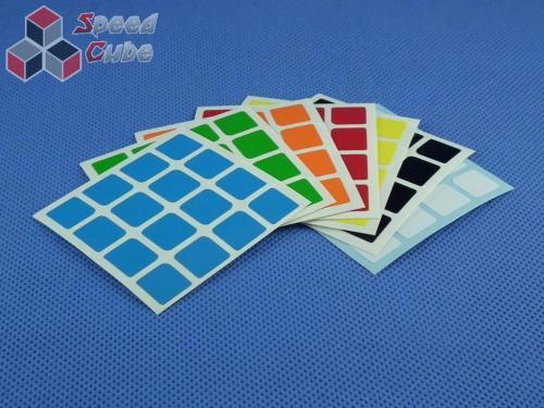 Naklejki Halczuk Stickers AoSu Mini Half Bright 4x4x4