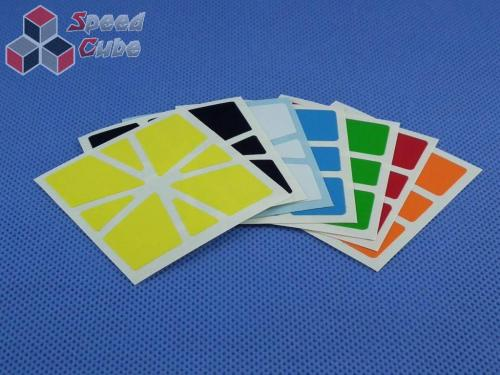 Naklejki Halczuk Stickers Square-1 SQ-1 Half Bright