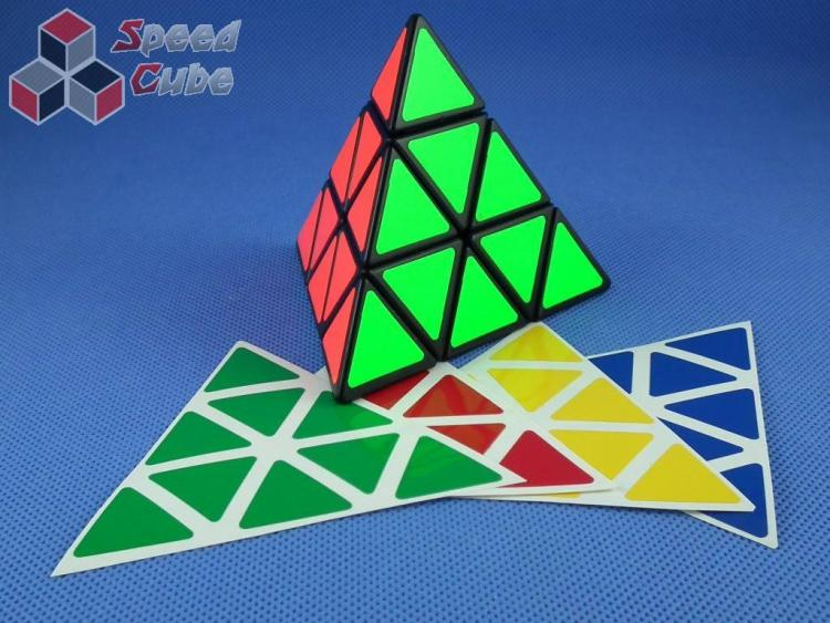 Naklejki Z-Stickers Pyraminx Normal