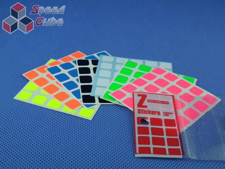 Naklejki Z-Stickers MoYu 5x5x5 Full Bright