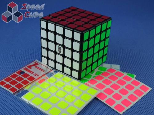 Naklejki Z-Stickers MoYu 5x5x5 Full Bright