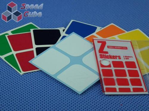 Naklejki 2x2x2 Z-Stickers Florian Normal 50 mm