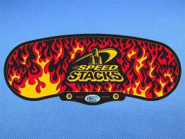 Speed Stacks Gen 4 Mata - Black Flames
