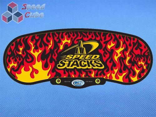 Mata Speed Stacks Gen 4 - Black Flames