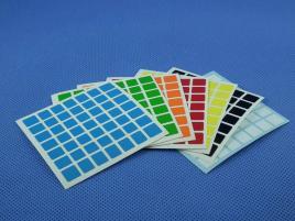 Naklejki 7x7x7 Halczuk Stickers SS Mini Half Bright