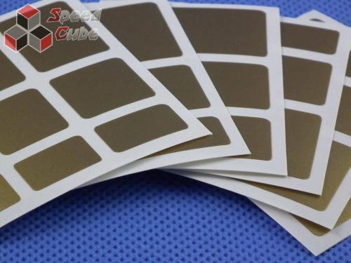 Naklejki Mirror Halczuk Stickers Gold
