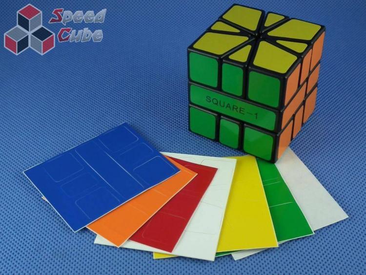 Naklejki Square-1 SQ-1 mf8 Oryginał