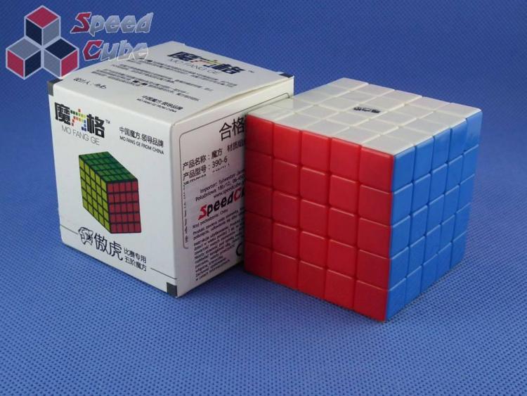 QiYi 5x5x5 Mo Fang Ge AoHu (Pride Tiger) Kolor Dark