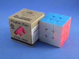 FangCun Freshman 3x3x3 Kolorowa 57 mm