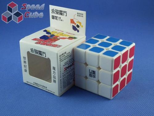 YJ MoYu Yulong 3x3x3 Biała