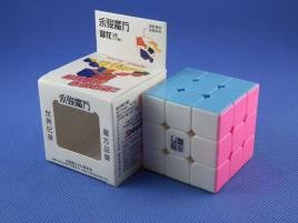 YongJun Yulong 3x3x3 Kolorowa PiNK