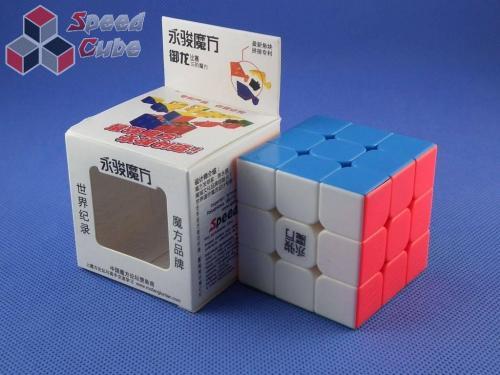 YJ MoYu Yulong 3x3x3 Kolorowa