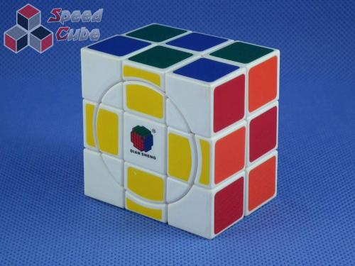 DianSheng Crazy 2x3x3 Biała