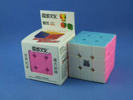 MoYu AoLong v2 3x3x3 Kolorowa PiNK