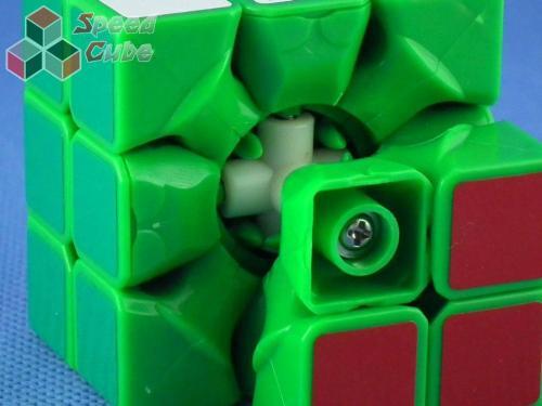 DaYan V ZhanChi 3x3x3 57 mm Zielona