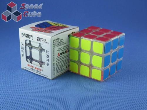MoYu GuanLong 3x3x3 Transparentna