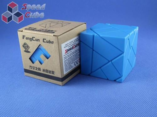 FangCun Ghost Cube Gold Stickers