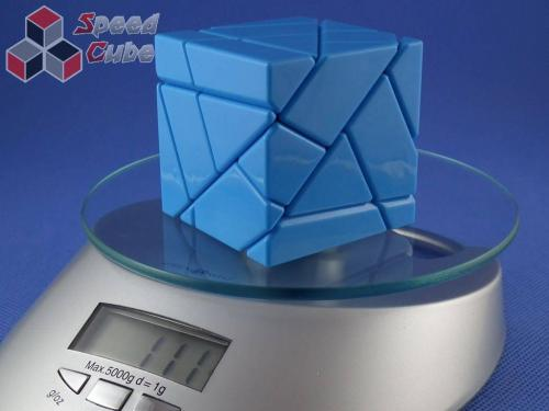 FangCun Ghost Cube Silver Stickers