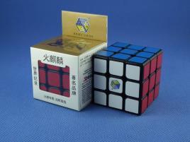 ZhiSheng YuXin Fire 3x3x3 Czarna