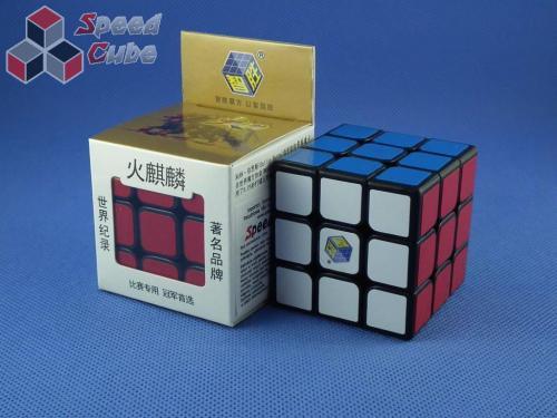 ZhiSheng YuXin 2x2x2 YuXin Fire Czarna