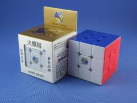 ZhiSheng YuXin Fire 3x3x3 Kolorowa