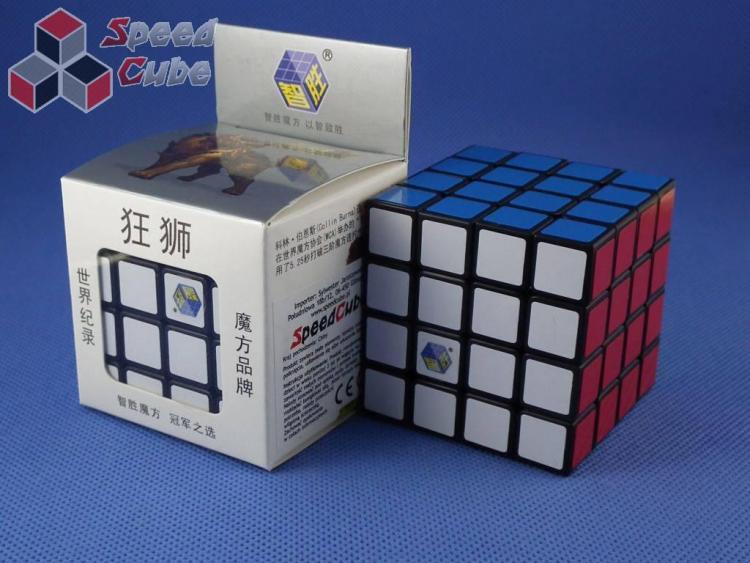 ZhiSheng YuXin 4x4x4 Lion Czarna