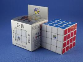 ZhiSheng YuXin Lion 4x4x4 Biała