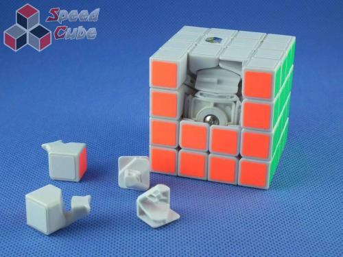 ZhiSheng YuXin 4x4x4 Lion Biała