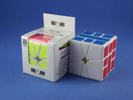 MoFangGe QiYi SQ-1 Square-1 Biały