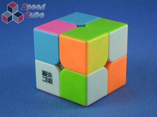 MoYu YuPo 2x2x2 Kolorowa PiNK
