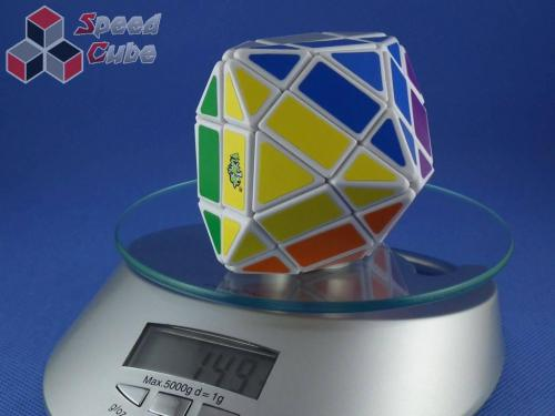LanLan Rhombic Icosahedron Scopperil Biała