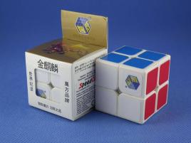 YuXin Golden Kylin 2x2x2 Biała